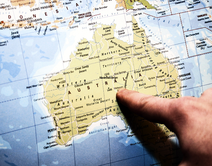 imigrar para a AUstrália
